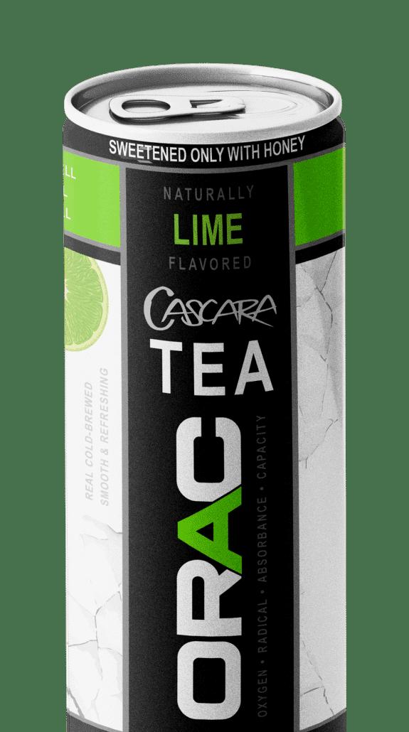 ORAC Teas | Cascara Lime Flavored