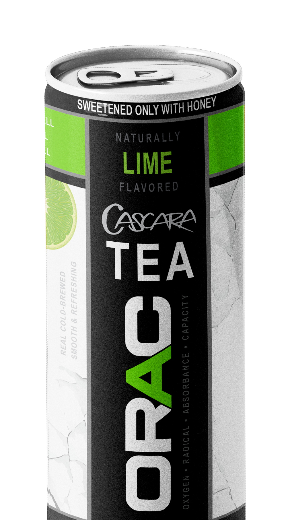 ORAC Teas | Cascara Lime Flavored