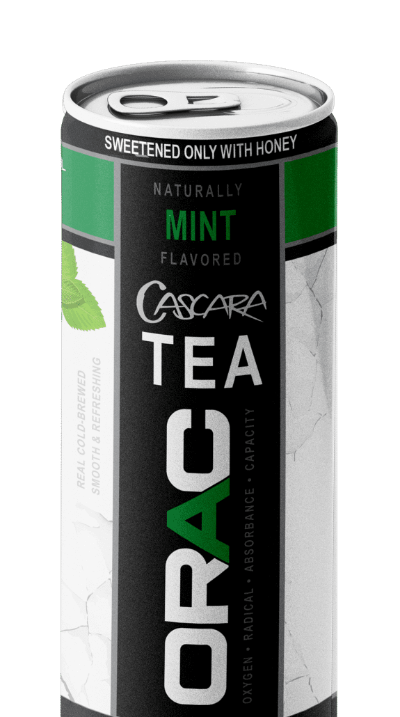 ORAC Teas | Cascara Mint Flavored