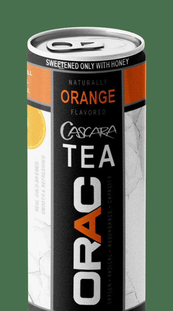 ORAC Teas | Cascara Orange Flavored