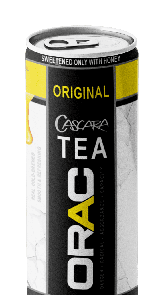 ORAC Teas | Cascara Original Honey Flavor