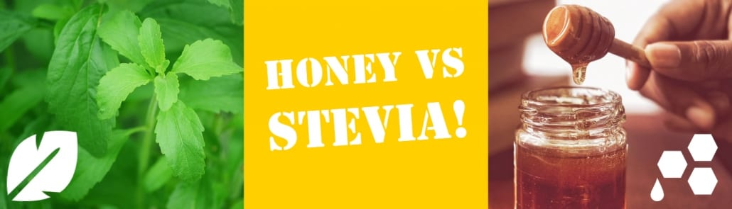 Honey VS Stevia