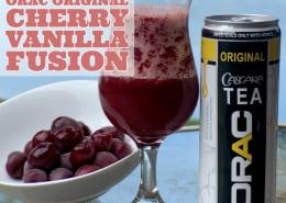Cherry Vanilla Orac Smoothie