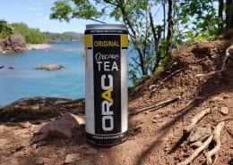 Enjoy ORAC Tea on the shores of Lake Superior
