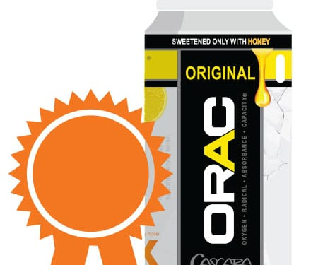 Drink ORAC Tea not Soda